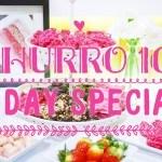 Churro Valentine'sDaySpecial