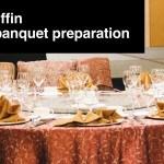 #RabbitMuffin Wedding Banquet Preparation