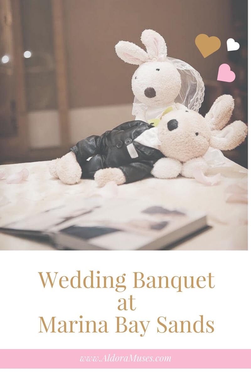Wedding Banquet at Marina Bay Sands