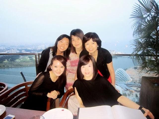 Dining @ Marina Bay Sands: Ku De Ta