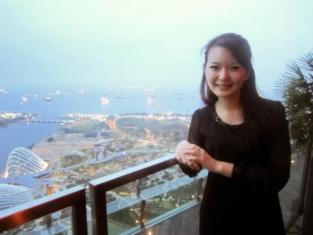 Dining @ Marina Bay Sands: Ku De Ta
