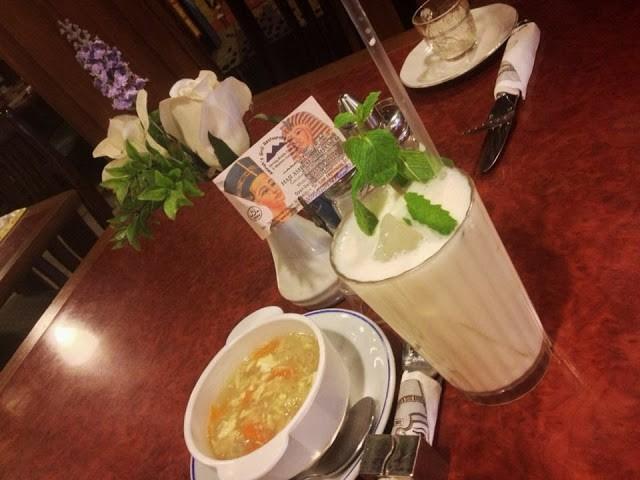 Sweet Lahban (Yoghurt Drink)