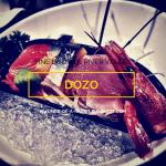 Fine Dining @ Dozo