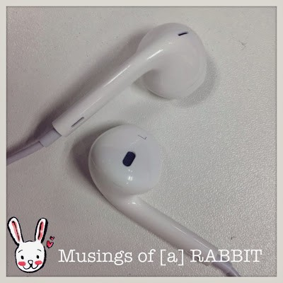 Musing over Apple EarPods