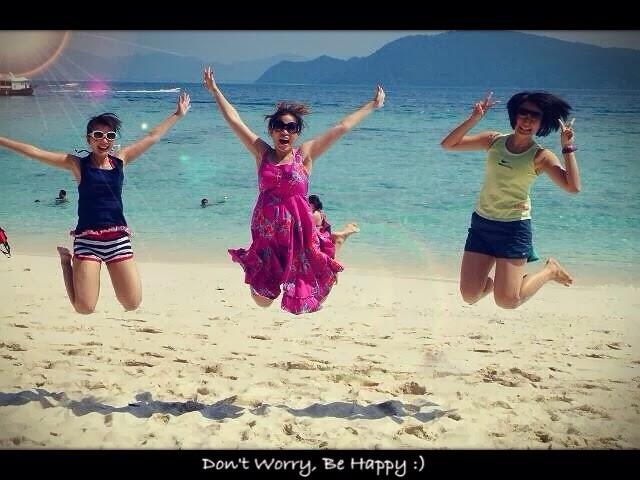 Don&#;tWorry,BeHappy:)