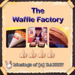 Love for Desserts @ The Waffle Factory, Singapore Post
