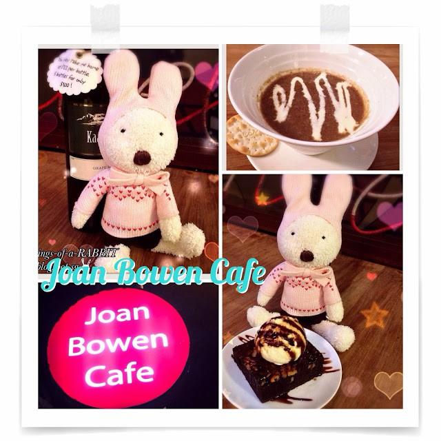 Joan Bowen Café , Macpherson