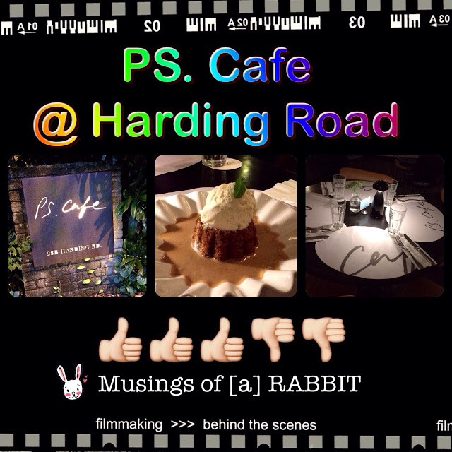 PS. Cafe @ Harding Road