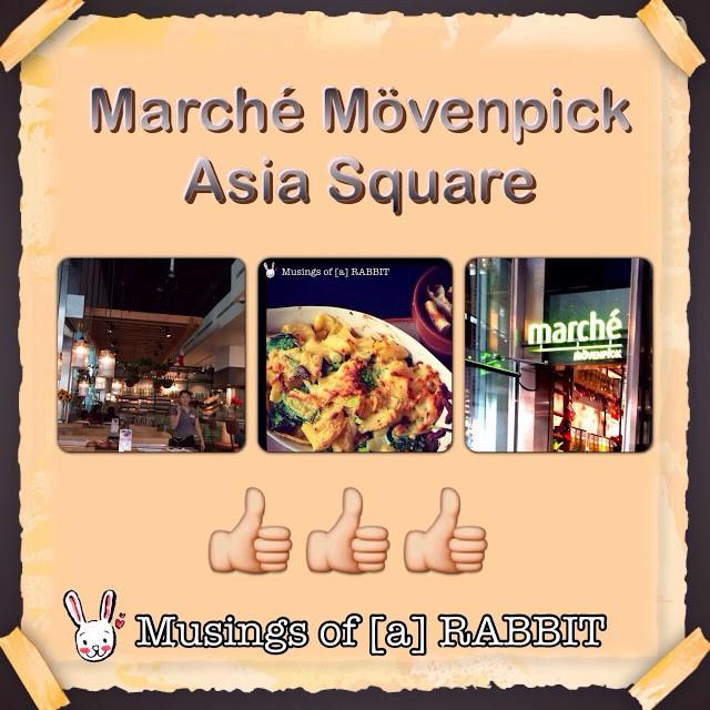 Marché Mövenpick Asia Square