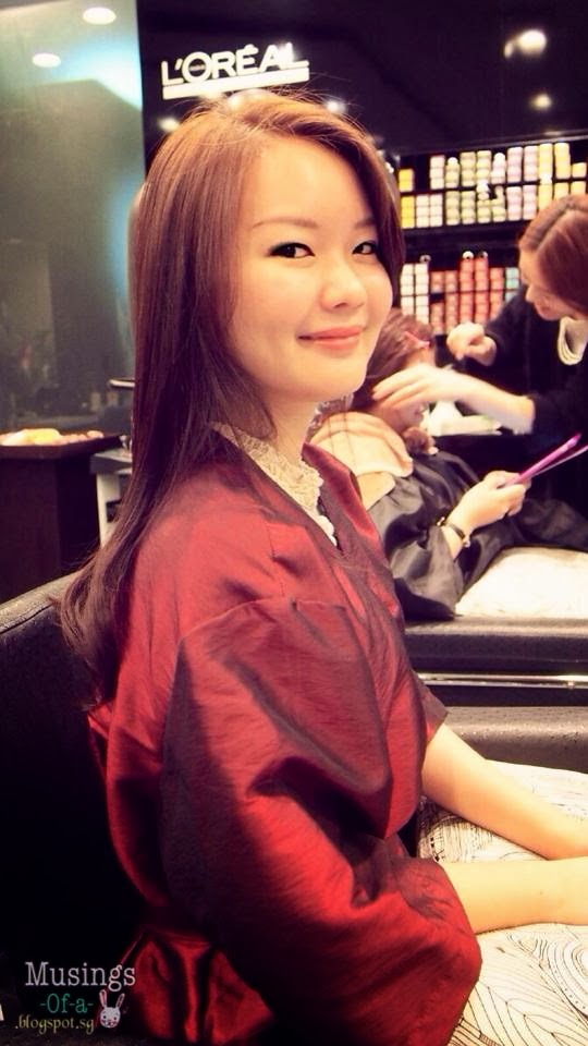 ZINC Korean Hair Salon, The Centrepoint [RELOCATED]