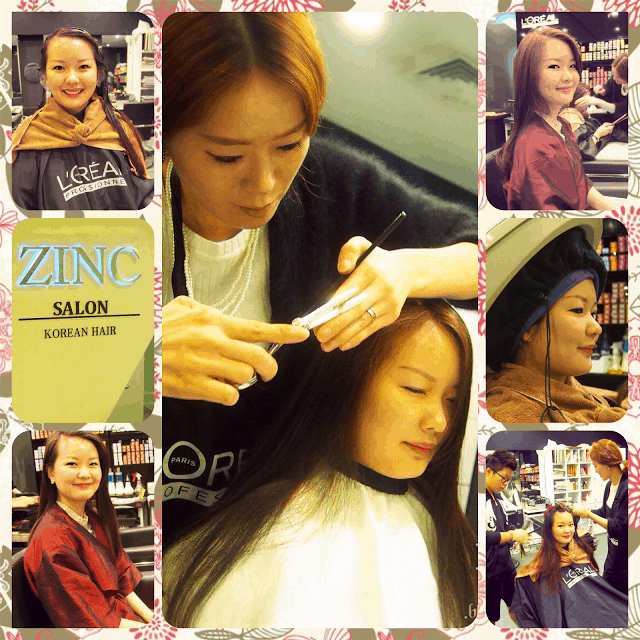 ZINC Korean Hair Salon, The Centrepoint [RELOCATED]