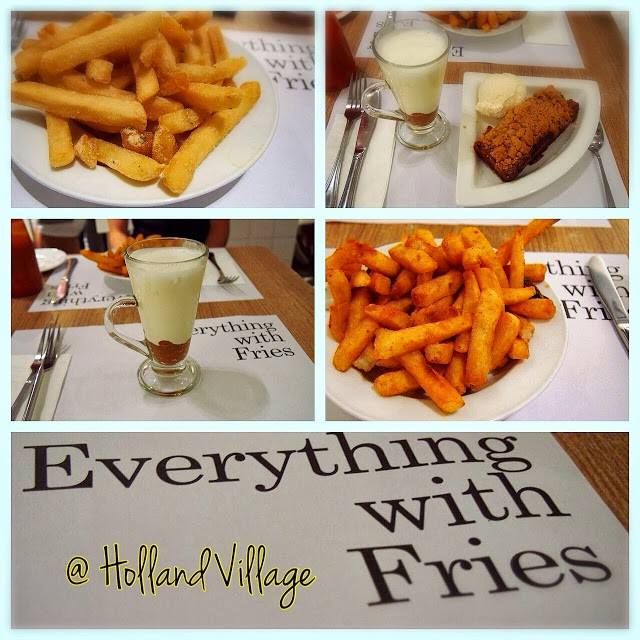 Everything With Fries, Holland Village