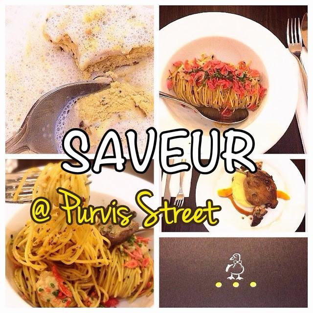 Saveur + YY Kafei Dian, Bugis