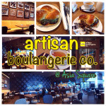 artisan boulangerie co., Asia Square (great alternative to Paris Baguette)