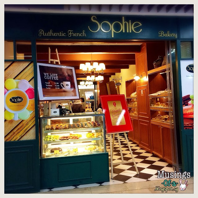 Sophie Bakery Pte. Ltd., One Shenton Way