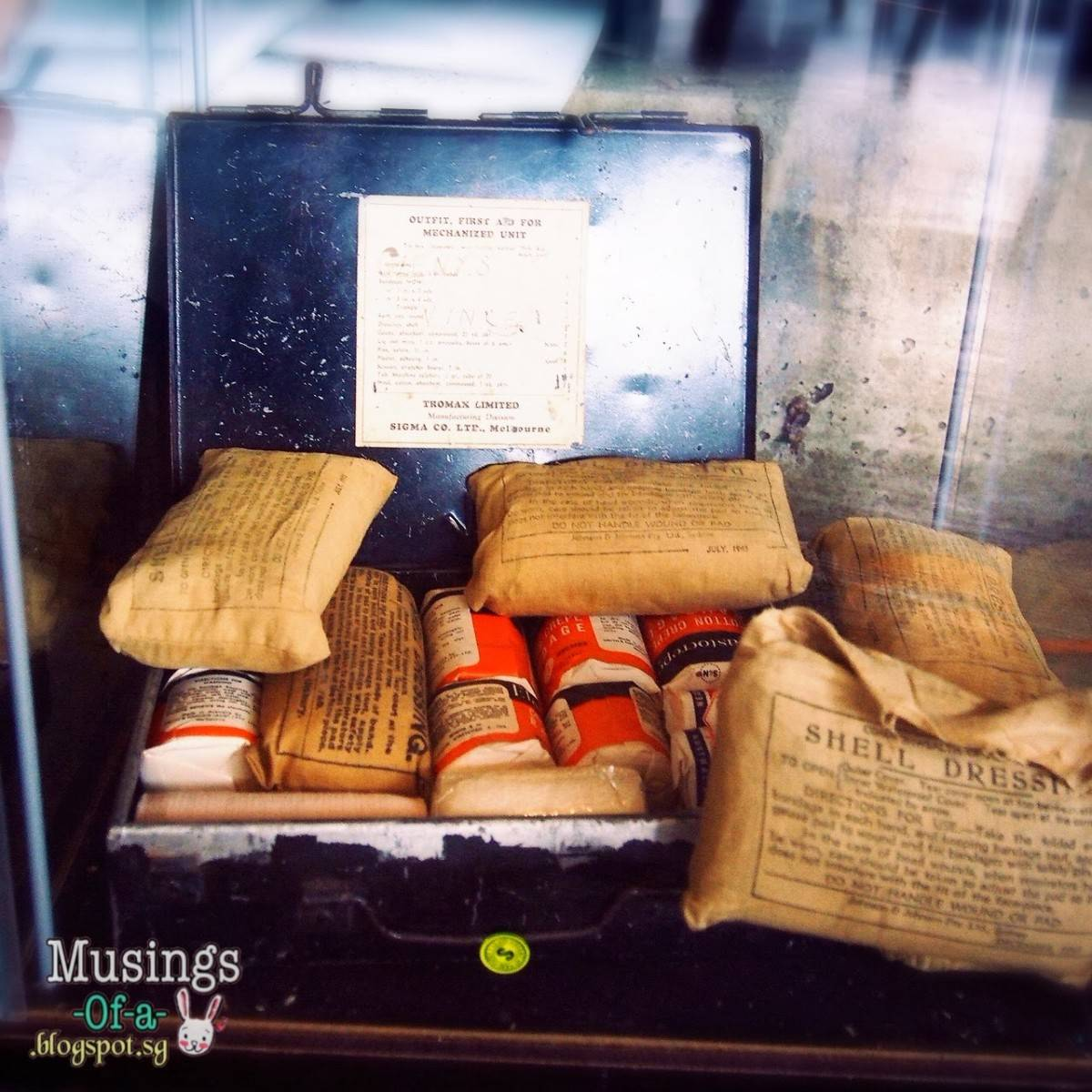 Wartime First-Aid Kit