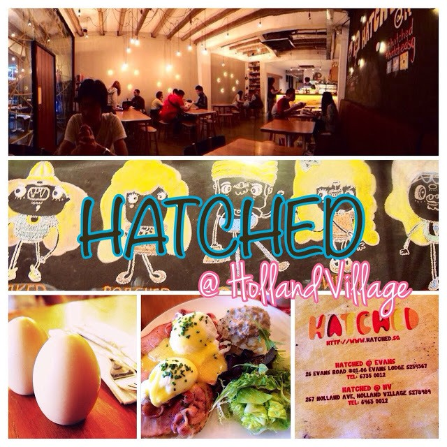 HATCHED, Holland Village