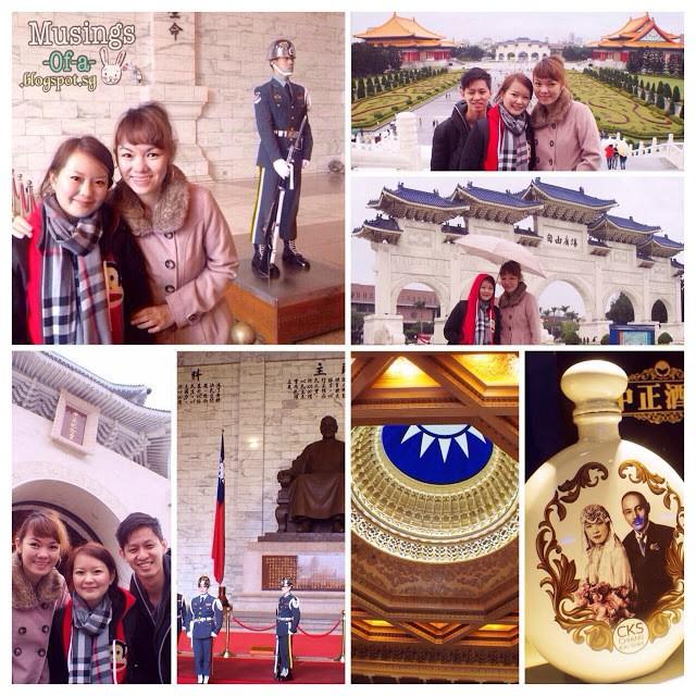 HighlightsofTaipei:ChiangKai shekMemorialHall(中正纪念堂)
