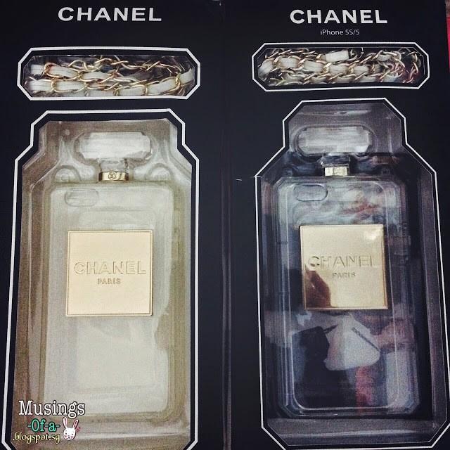 Chanel Perfume Bottle Iphone  Case