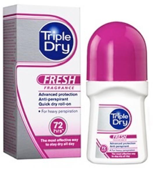 Triple Dry Anti-Perspirant Review