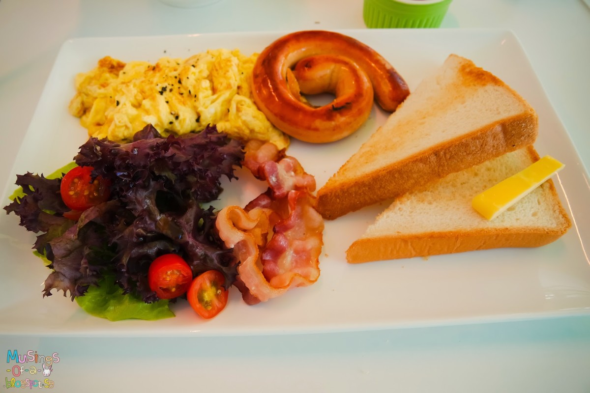 No Other Meaning (N.O.M) - Bistro & Bakery, Macpherson Community Club