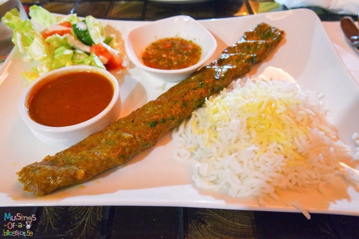 Levant Exquisite Middle Eastern Cuisine, Bukit Timah