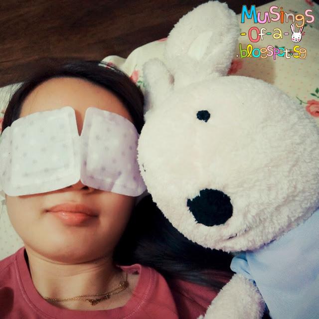 MegRhythm Steam Eye Mask