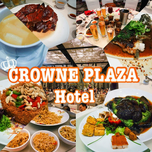 Crowne Plaza Hotel, Singapore Changi Airport