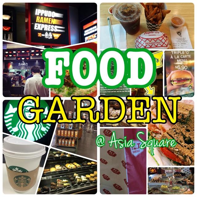 Food Garden, Asia Square