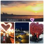 HighlightsofTaipei:Tamsui(淡水老街,渔人码头)&#;DinTaiFung(鼎泰豐)