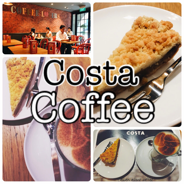 COSTA Coffee, Sofitel