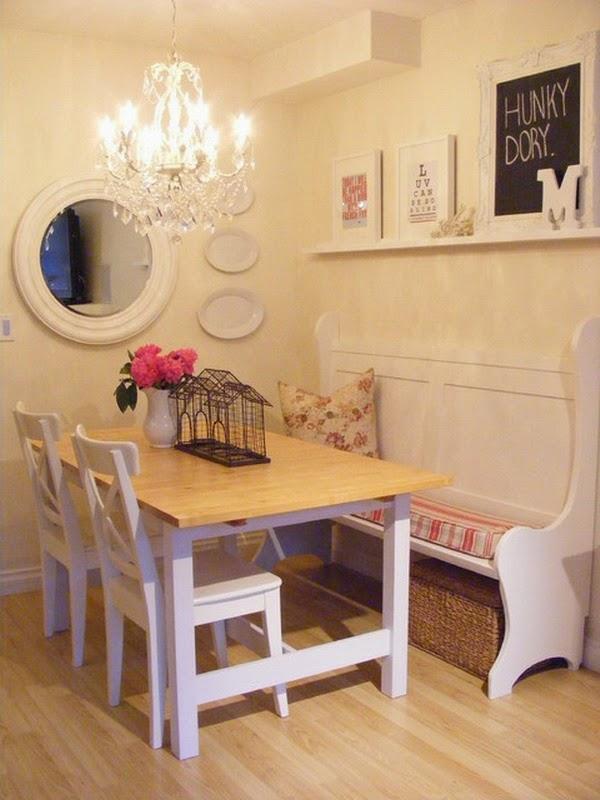 HDB Resale Flat Journey Part 2: Interior Design - Kitchen, Living & Dining Area