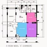 HDBResaleFlatJourneyPart:InteriorDesign Kitchen,Living&DiningArea
