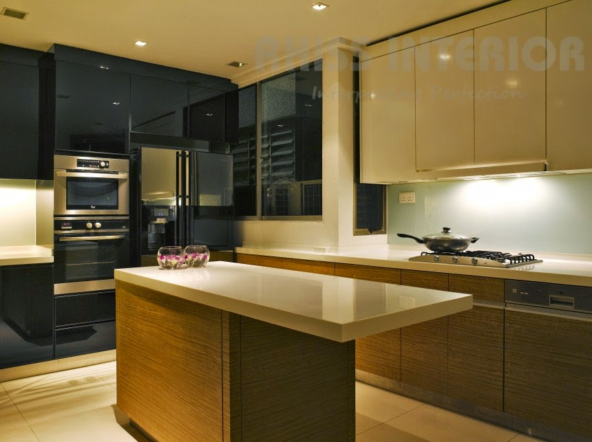 HDB Resale Flat Journey Part 2: Interior Design - Kitchen, Living & Dining Area