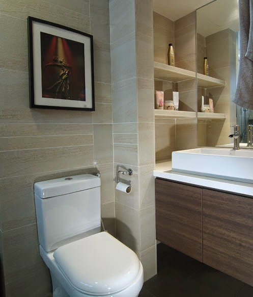 Hdb resale flat journey part 3 interior design for Hdb bathroom ideas