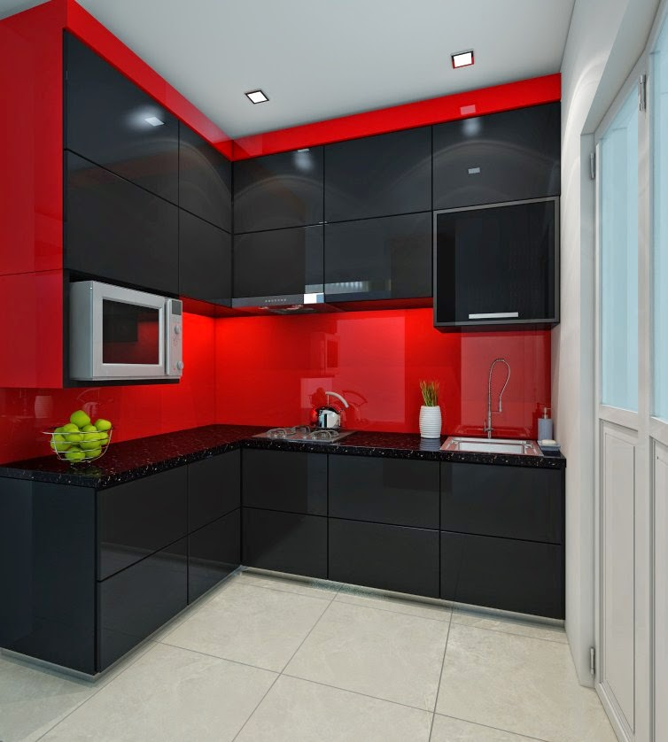 Interior Design For Kitchen For Flats: HDB Resale Flat Journey Part 2: HDB Interior Design