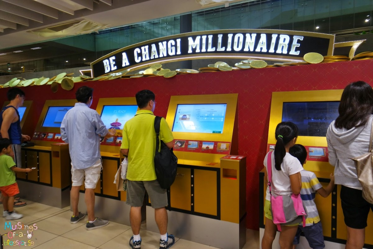 Be a Changi Millionaire!!
