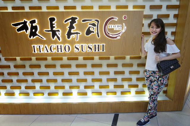Itacho Sushi, Singapore Changi Airport