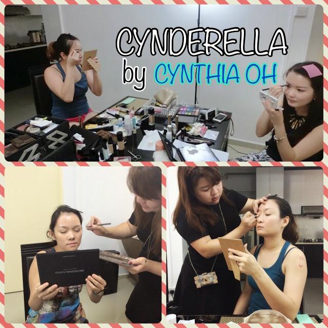 CynderellabyCynthiaOh KoreanMakeupLesson