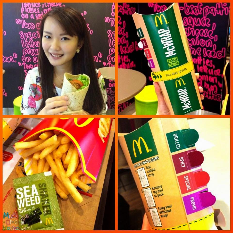 McDonald's Liang Court Branch