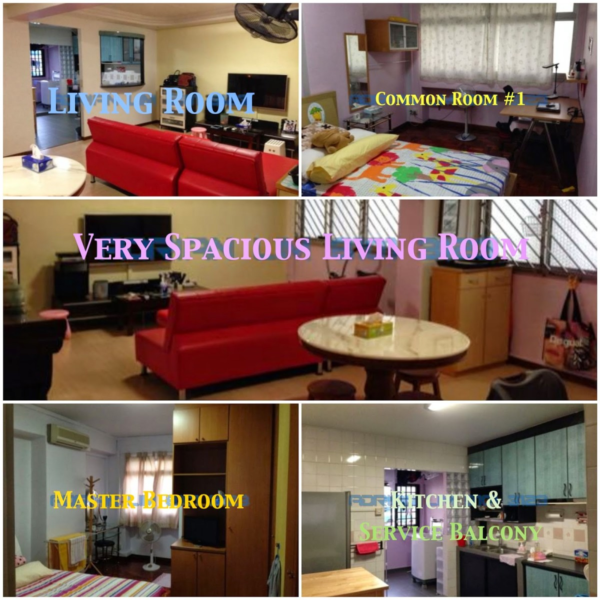 Half Inch Trailer Revisited: Revised 4-Room HDB Renovation Ideas
