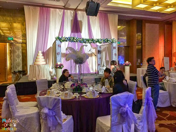 Marina Bay Sands: Weddings On The Bay Showcase 2014