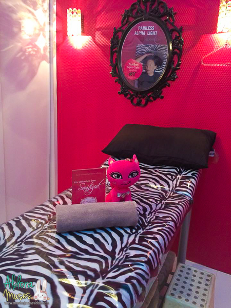 Pink Parlour, Serangoon NEX - Waxing for 1st Time