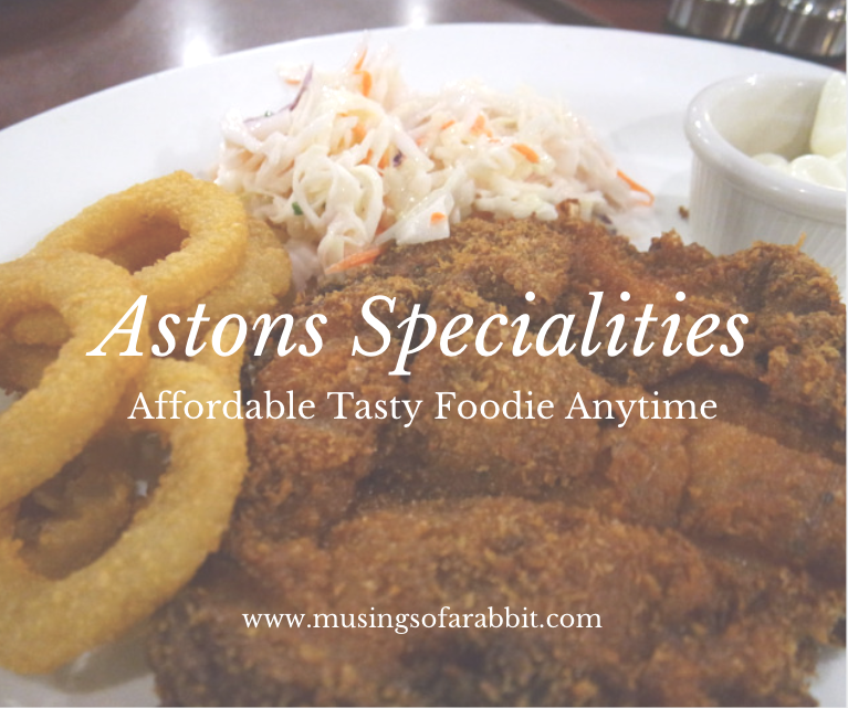 Astons Specialities, KeyPoint
