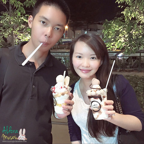 Milk and Honey Artisan Yoghurt and Dessert Bar, OneKM Shopping Mall