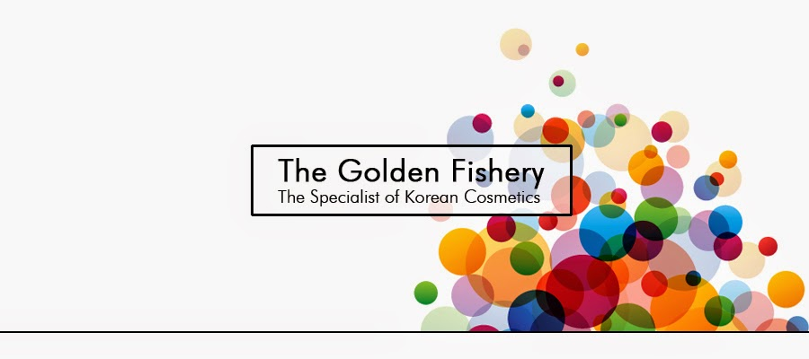 The Golden Fishery - The Specialist of Korean Cosmetics