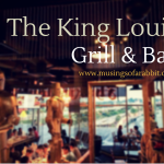 The King Louis Grill and Bar, Vivocity