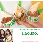 llaollao. Natural Frozen Yoghurt