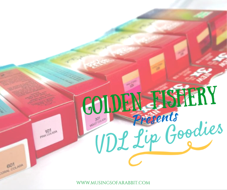 Review: VDL Tint Bars from The Golden Fishery