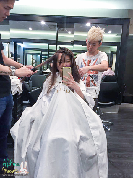 Headlines Hairdressing, International Plaza